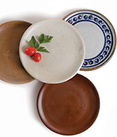 NEW Studio Stoneware in exciting new glazes. Presenting new colors to align with todayu0027s contemporary palette  sc 1 st  Orion Trading & Orion hand made Mexican restaurant Stoneware